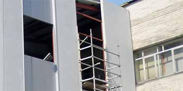 Edificación Industrial de JCN 20