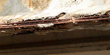 Reparaciones estructurales de JCN 7