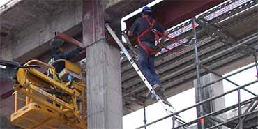 Reparaciones estructurales de JCN 10